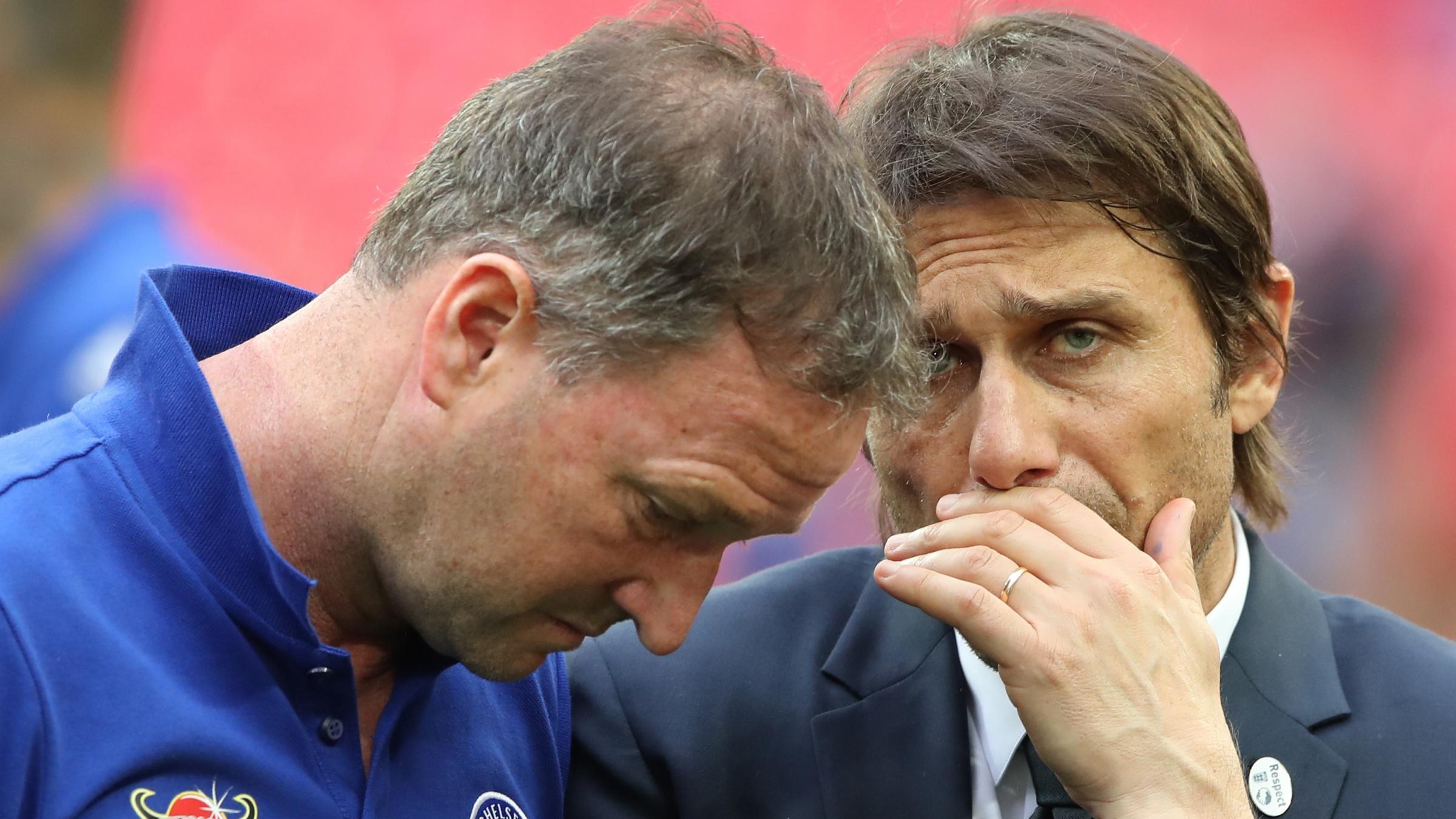 Antonio Conte no closer to signing new Chelsea contract