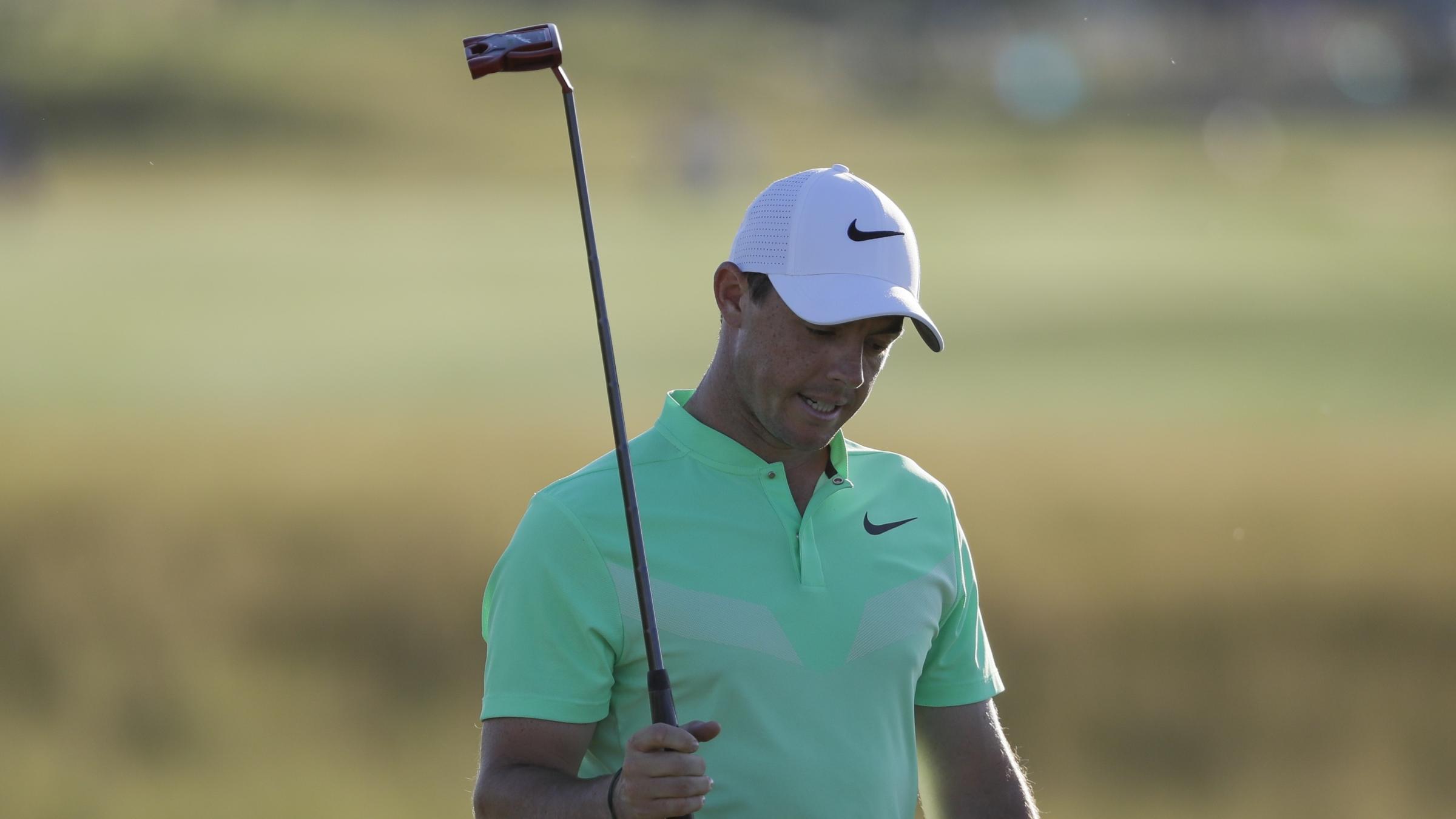 Justin Thomas joins leader logjam at US Open