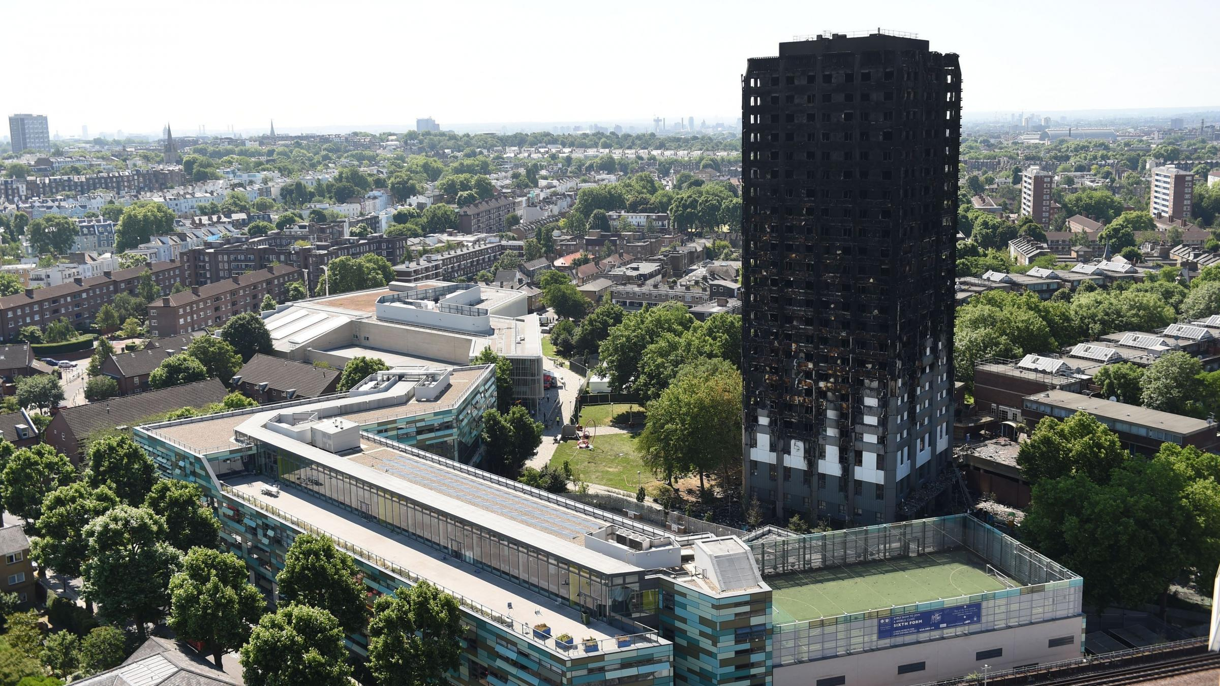 Grenfell Tower victims to be consulted in public inquiry